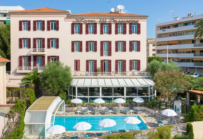 The Originals Boutique, Hôtel des Orangers, Cannes (Inter-Hotel), Cannes
