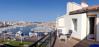 Marsilya bölgesindeki New Hotel Le Quai - Vieux Port resmi