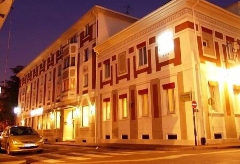 Best Western Hotel De La Bourse, Mulhouse, Πρόσοψη ξενοδοχείου - βράδυ/νύχτα