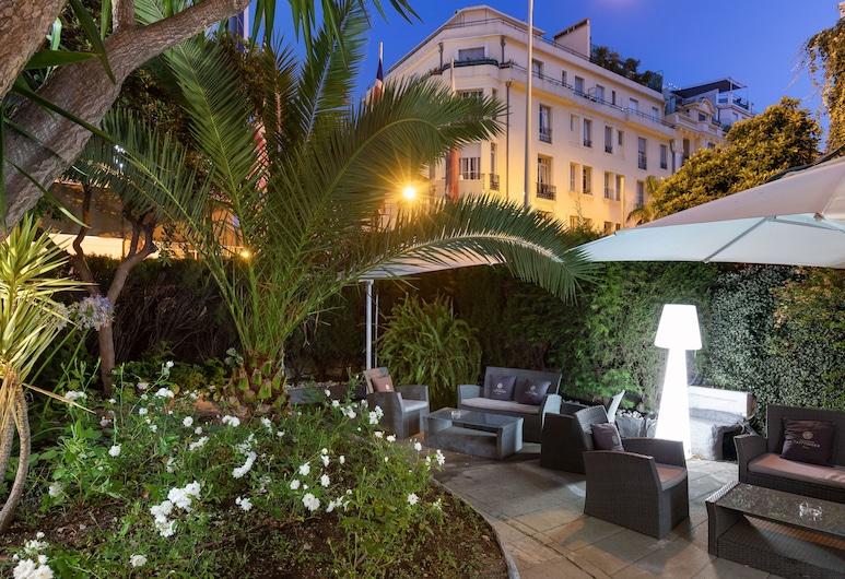 Best Western Plus Hotel Brice Garden, Nizza, Garten