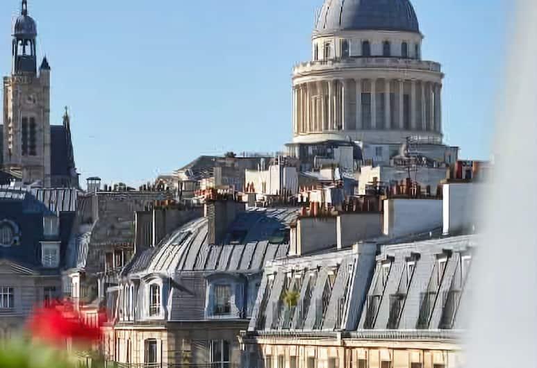 Abbatial Saint Germain, Paris, Utvendig