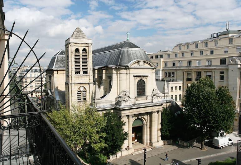 Agora Saint Germain, Paříž, Pokoj typu Superior, Výhled z pokoje