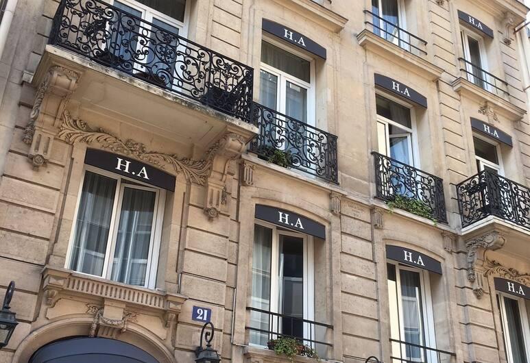 호텔 알리송, 파리