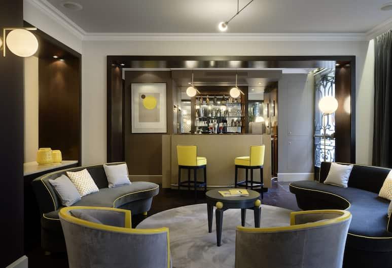 Le Marquis Eiffel, Paris, Bar Hotel