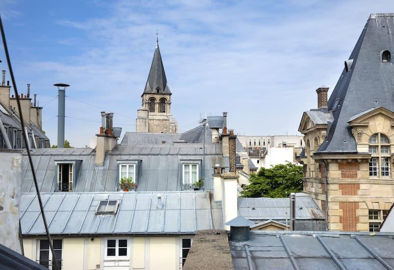 Artus Hotel , Paris, Suite Exclusive, Vue sur la ville