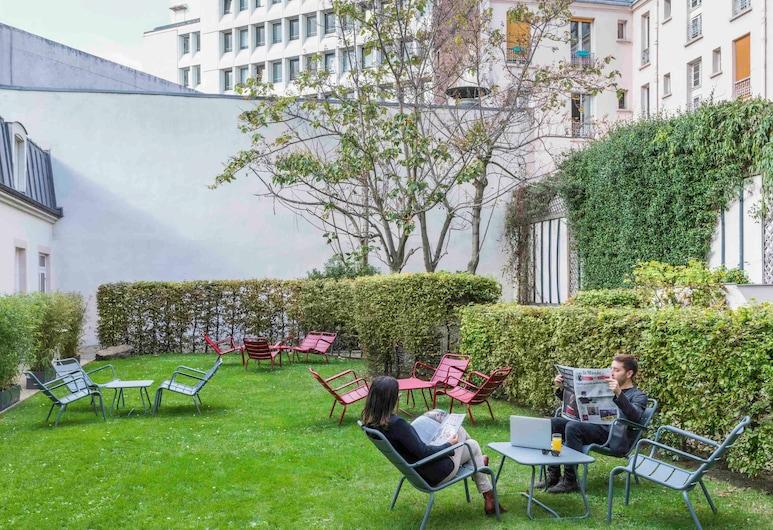 宜必思巴黎里昂勒德呂羅林第 12 區酒店, 巴黎, 陽台