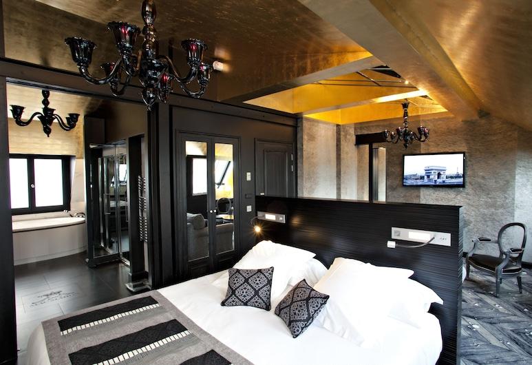 Maison Albar Hotels Le Champs-Elysées, Paris, Suite Champs-Elysées, Chambre