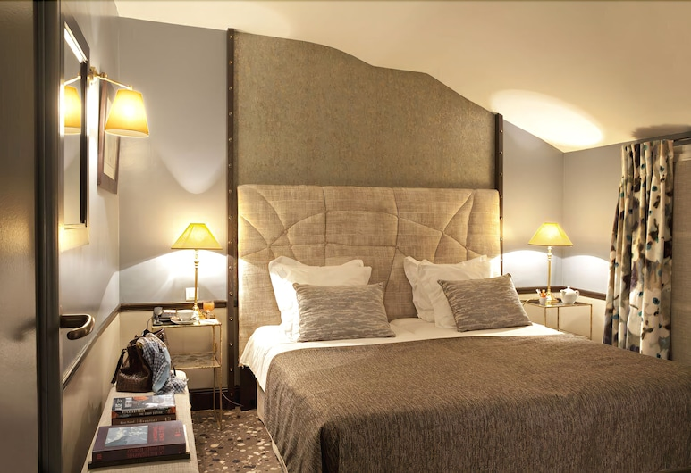 Hotel Therese, Paris, Dobbeltrom – traditional, Gjesterom