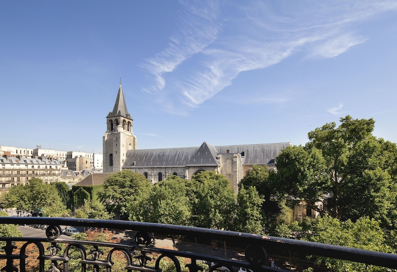 麥迪遜酒店, 巴黎, 陽台