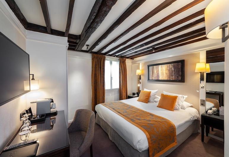 貝斯特韋斯特普拉思悉尼歌劇院酒店, 巴黎, 標準客房, 1 張標準雙人床, 客房