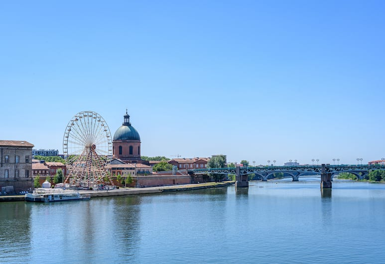 Citadines Wilson Toulouse, Toulouse, נוף לעיר