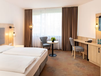 Foto del Plaza Hotel & Living Frankfurt en Frankfurt