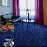 Superior-dobbeltværelse - handicapvenligt - ikke-ryger - Opholdsområde