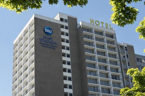 貝斯特韋斯特普拉斯法蘭克福機場新伊森堡酒店/