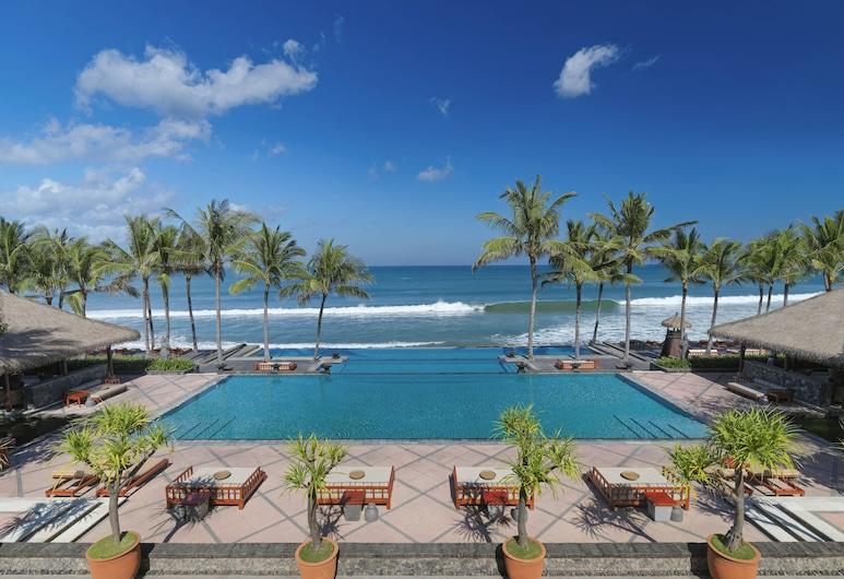 The Legian, Bali, Seminyak, Piscina infinita