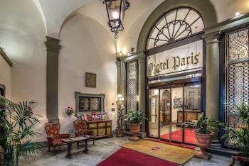 ภาพ Hotel Paris ใน ฟลอเรนซ์
