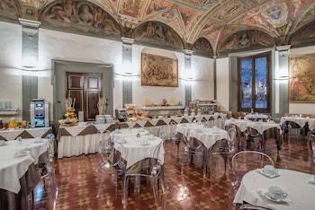 피렌체의 호텔 파리 사진