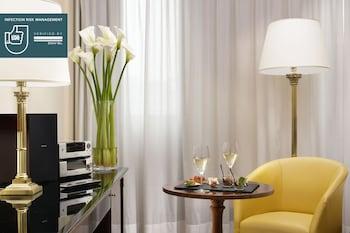 Milano bölgesindeki UNAHOTELS Scandinavia Milano resmi