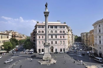 Picture of Mecenate Palace in Rome