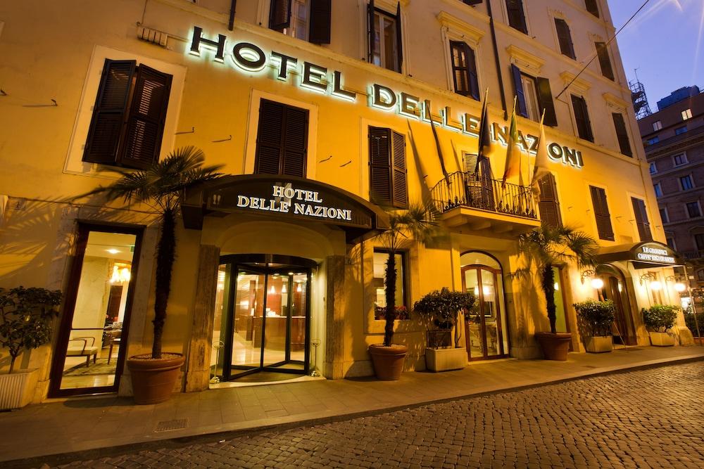 Hotel Delle Nazioni, Rome