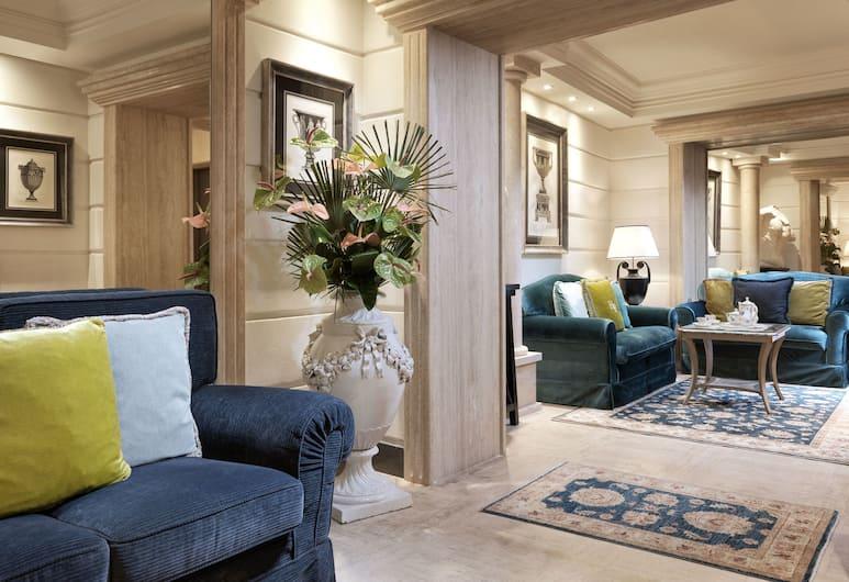 Hotel Barocco, Rome, Lobby Sitting Area