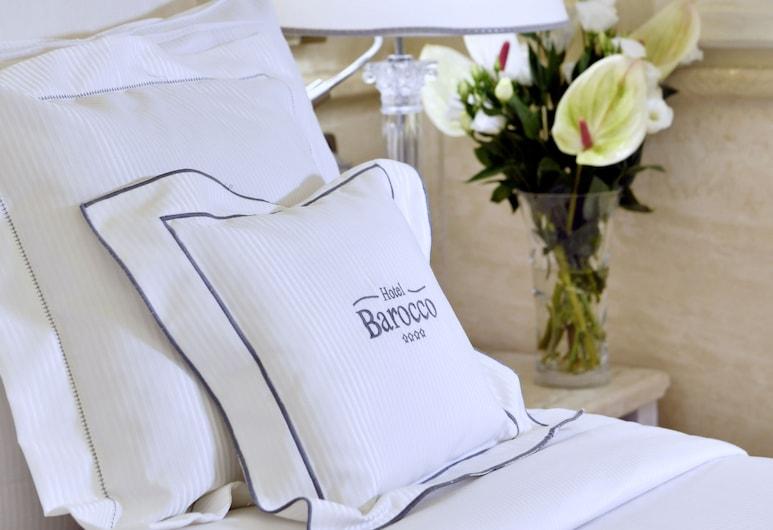 Hotel Barocco, Rom, Classic-Doppelzimmer, Zimmer