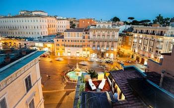 Fotografia hotela (Hotel Barocco) v meste Rím