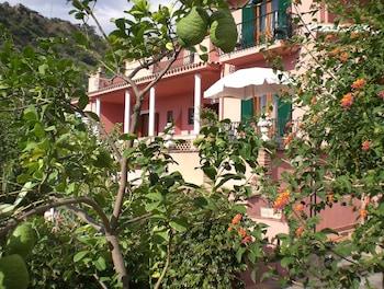 タオルミーナ、ホテル ヴィッラ シリーナの写真