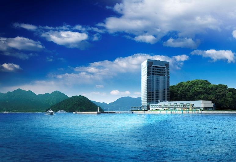 廣島格蘭王子大酒店, 廣島, 外觀