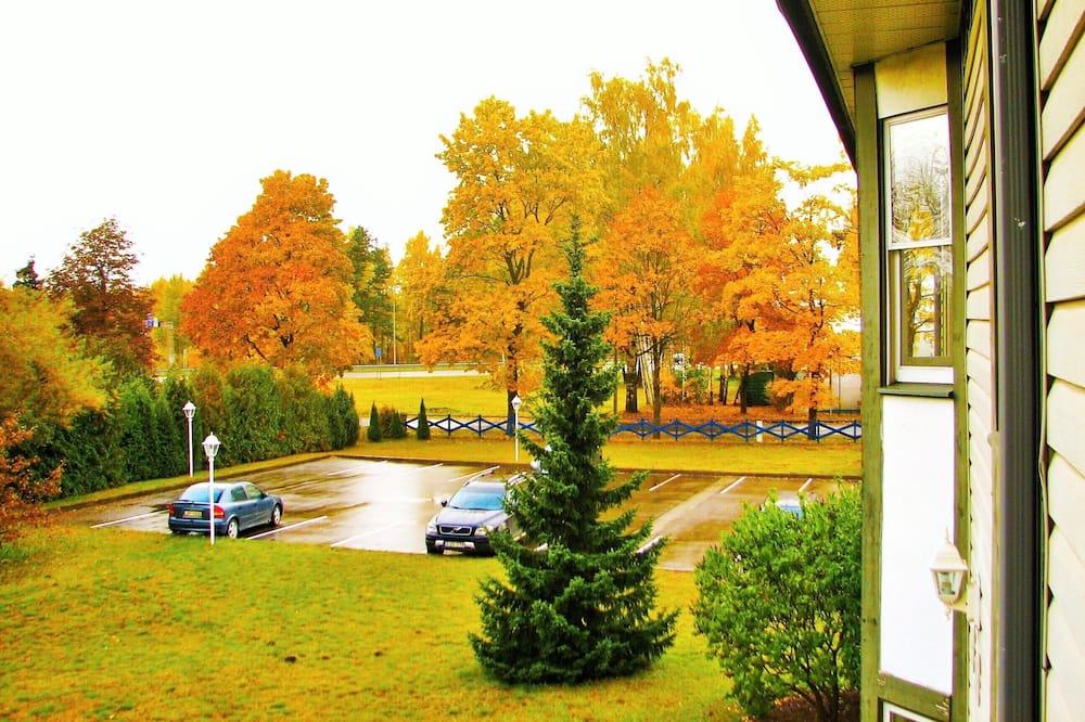 Standard Twin Room with shower - Utsikt mot gatan