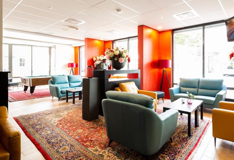 Bastion Hotel Maastricht Centrum, Maastricht, Sala de estar en el lobby