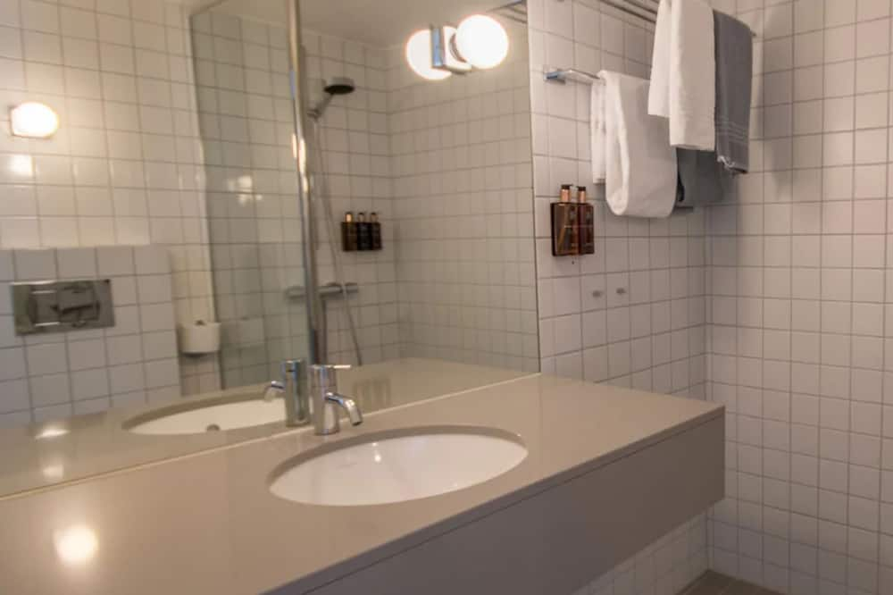 Standardværelse - 2 enkeltsenge - ikke-ryger - Badeværelse