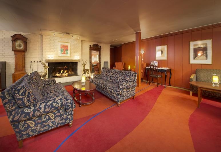 Scandic Victoria, Lillehammer, Hotellounge