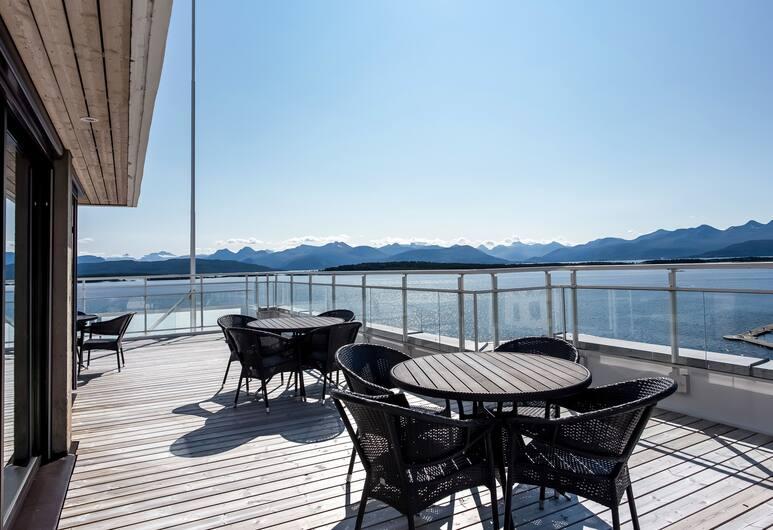Scandic Alexandra Molde, Molde, Terrasse/veranda