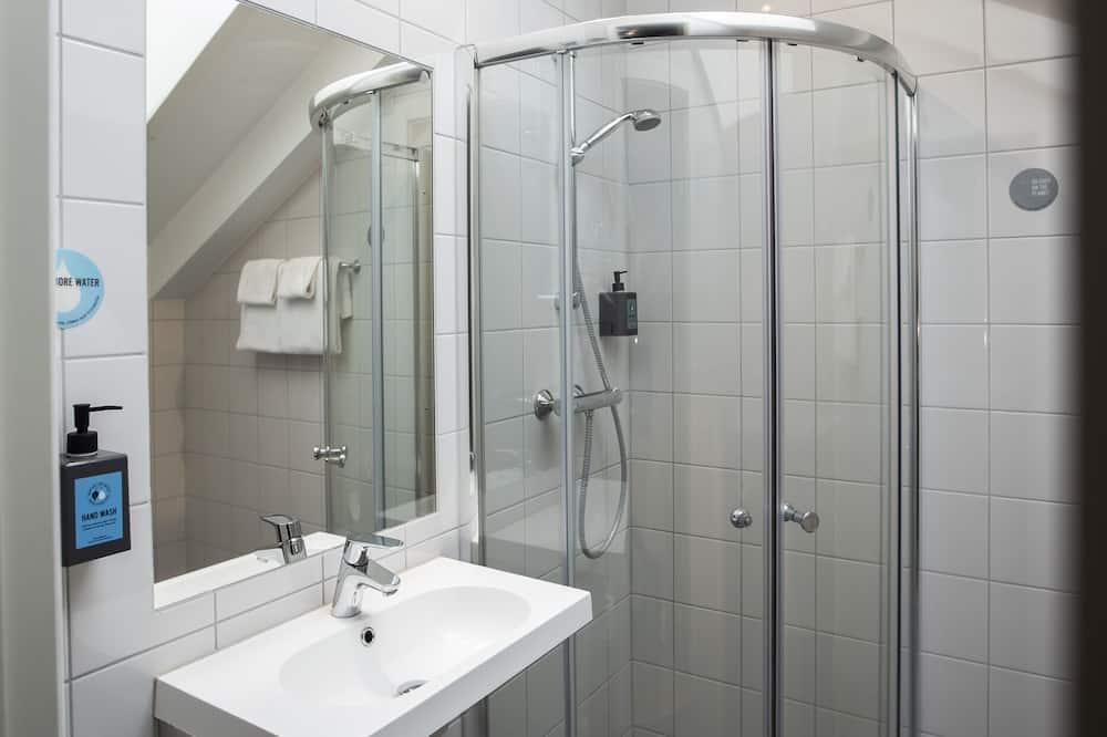 Двомісний номер (Moderate) - Ванна кімната