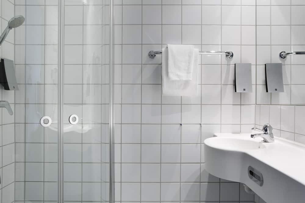 Двомісний номер категорії «Superior», 1 двоспальне ліжко, для некурців - Ванна кімната