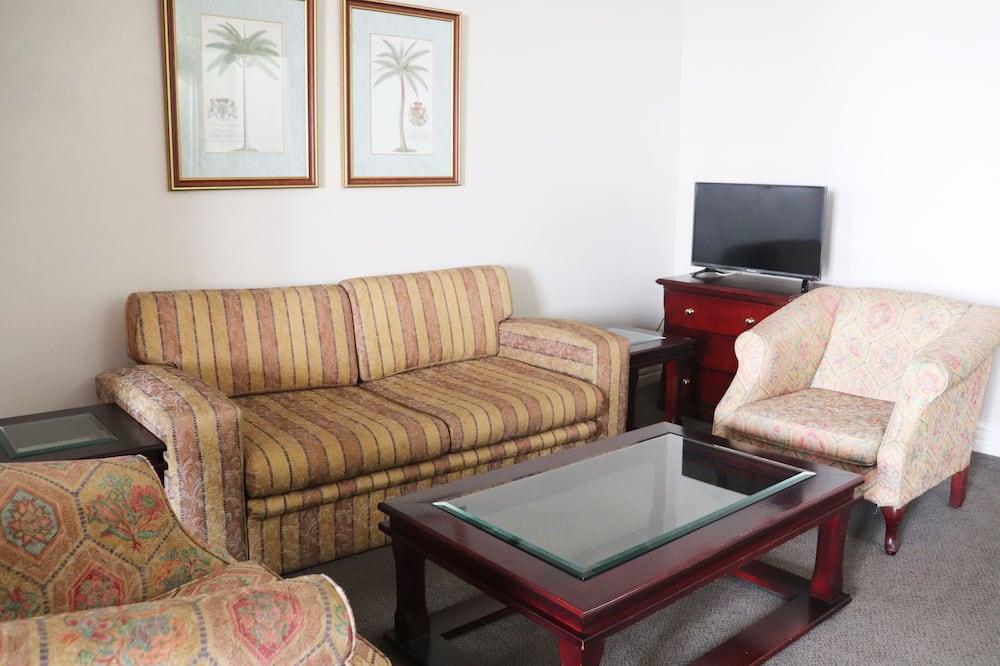 Executive Room, Sea Facing - Living Area