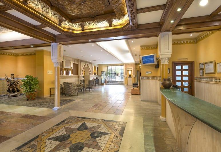 Eurostars Maimónides Hotel, Córdoba, Lobby