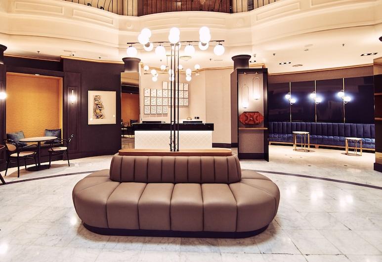 Hotel Sercotel Alfonso V, Leon, Fuajee