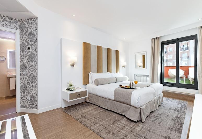 Hotel Mayorazgo, Madrid, Premium-Doppelzimmer (Temática), Zimmer