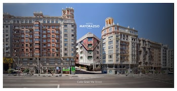 Foto di Hotel Mayorazgo a Madrid