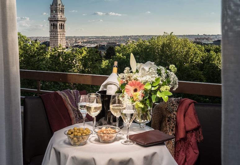 Agumar Hotel, Madrid, Suite, Zimmer