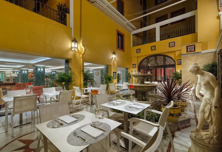 H10 Corregidor Boutique Hotel, Sevilha, Quintal