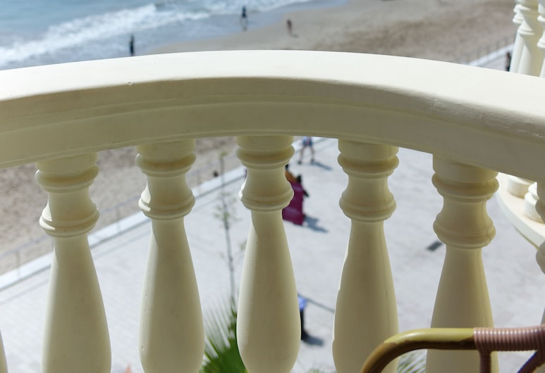 Hotel URH Sitges Playa, Sitges, Suite, vue mer, Chambre