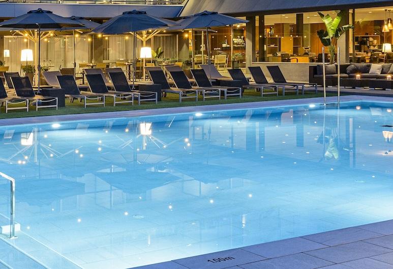 阿斯塔里酒店, 塔拉戈納, 室外泳池