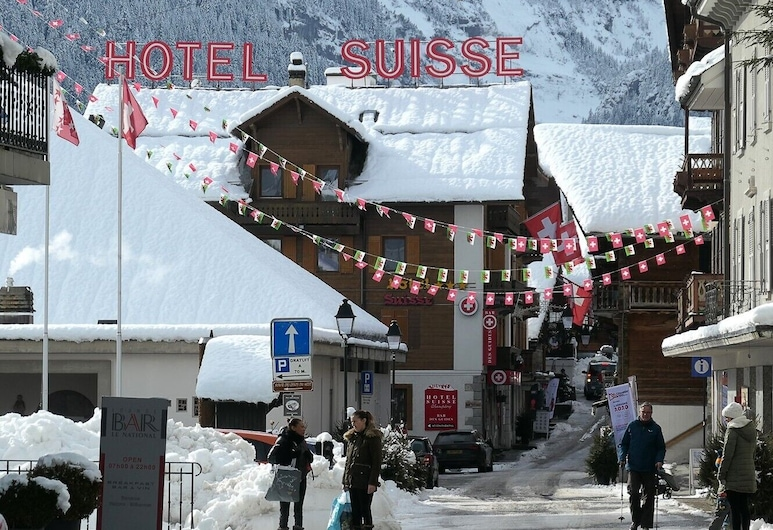 Hotel Suisse, Champery