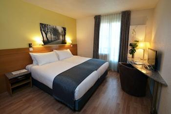 ジュネーヴ、ホテル デス アルペスの写真