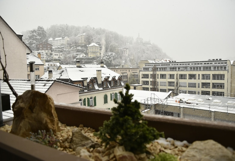 Hotel Rothaus Luzern & Peruvian Culinary Art , Lucerne, Family Room, Balcony, Bilik Tamu