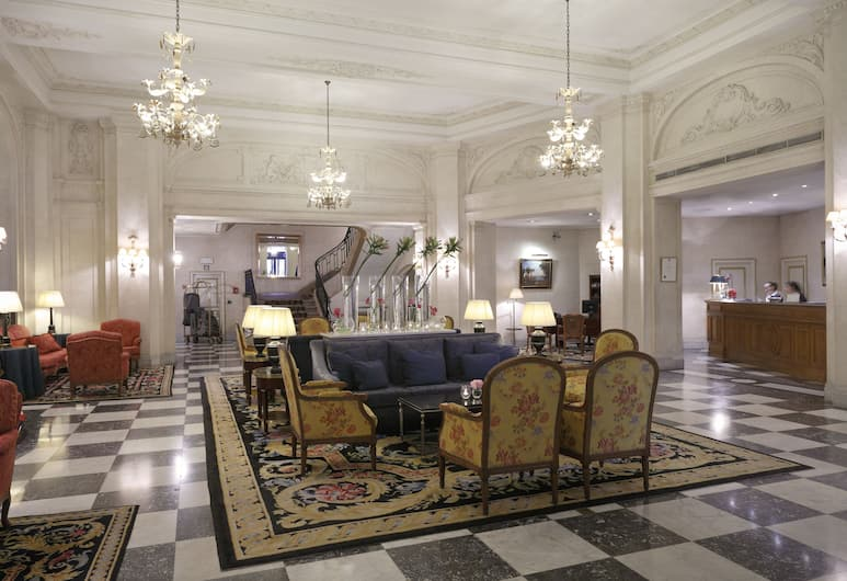 Hotel Le Plaza Brussels, Brussels, Lobby