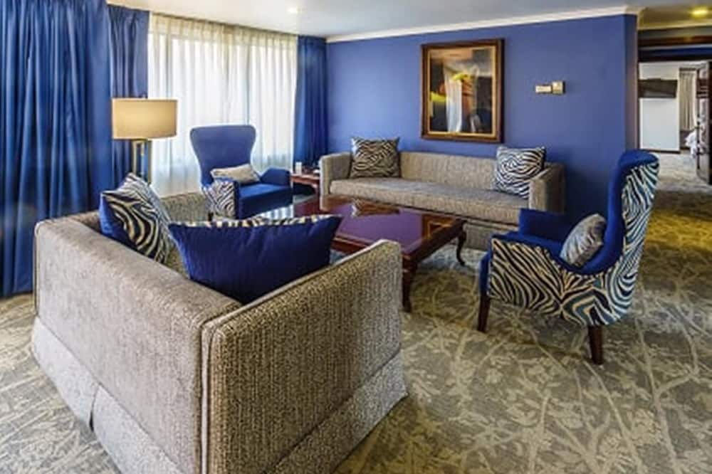 Presidential-Suite - Wohnzimmer
